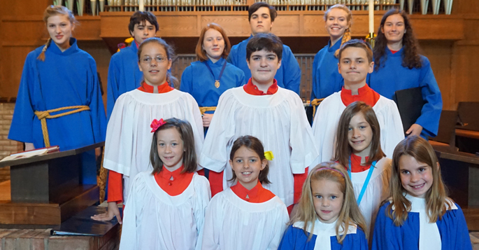 Music youth choirs